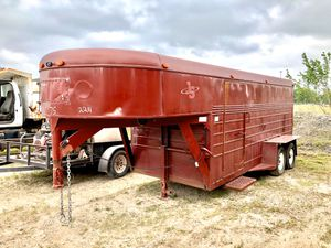 16' Enclosed Trailer [FIRM] for Sale in Houston, TX