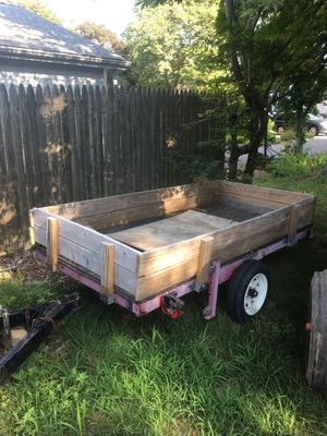 Trailer 4 by 8 for Sale in Glastonbury, CT