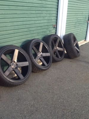 24 inch rims DUB BALLER for Sale in Staten Island, NY