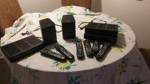 Cox wifi and router boxes remotes, etc for Sale in Las Vegas, NV