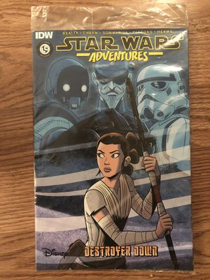 STAR WARS -Aventures- Comic Book for Sale in Dallas, TX