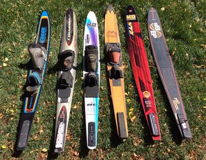 Water Skis $50-$125 for Sale in Bend, OR