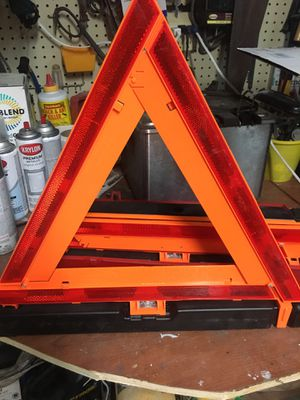 Reflective Safety Triangles for Sale in Miami, FL