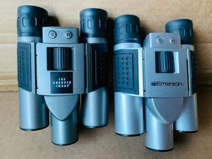Digital Camera 10 x 25 Binoculars - set of 2 for Sale in Lawndale, CA