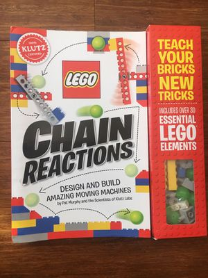 Lego Chain Reactions for Sale in Newport Beach, CA