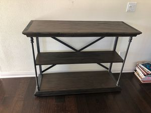 Restoration hardware like console table for Sale in San Diego, CA