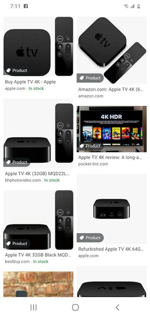 Apple tv 4k for Sale in Milwaukee, WI