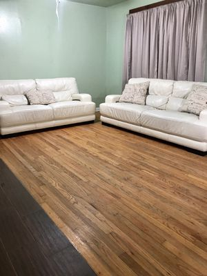 Cindy Crawford Sofa and Loveseat - Can Deliver for Sale in Arlington, TX