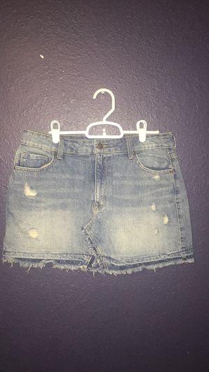 Jean skirt for Sale in Las Vegas, NV