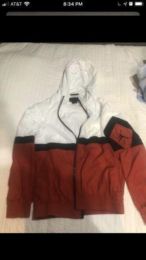 Jordan windbreaker runner size small for Sale in Vienna, VA