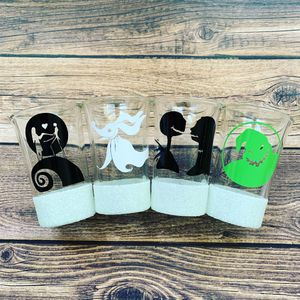 Nightmare Before Christmas Shot glasses for Sale in North Smithfield, RI