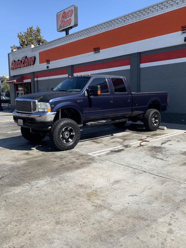 2002 F250 4x4 Triton Gas V8 For Sale In Los Angeles Ca
