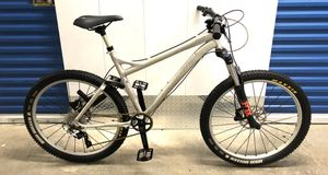 2005 SPECIALIZED S-WORKS FSR M5 10-SPEED HYDRAULIC DISC FULL SUSPENSION MOUNTAIN BIKE. LIKE NEW! for Sale in Miami, FL