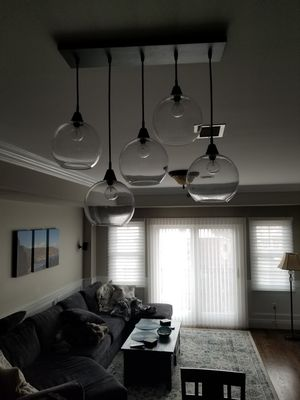 Chandelier /Pendant light fixture for Sale in Jersey City, NJ