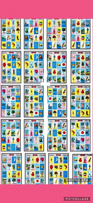 Lotería for Sale in Fountain Valley, CA