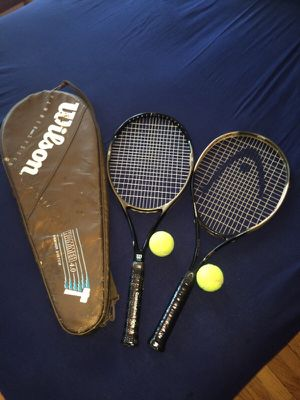 Tennis Rackets for Sale in Chicago, IL