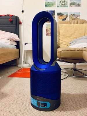 New!! Dyson Pure Hot+Cool™ purifying heater + fan (exclusive color) for Sale in Saratoga Springs, NY