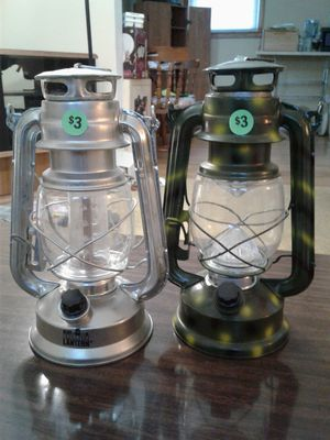 Camp Lanterns (battery powered) for Sale in Fort Washington, MD