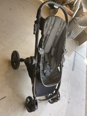 Single Stroller (Baby Jogger Brand) w double attachment for Sale in Gilbert, AZ