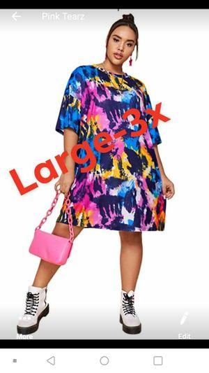 T-shirt dress for Sale in Norfolk, VA