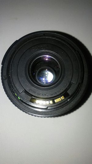 Canon ultra zoom lense 22-55mm for Sale in Fort Smith, AR