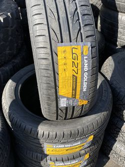 205/50/17 SET OF 4 NEW TIRES LandGolden for Sale in Downey,  CA
