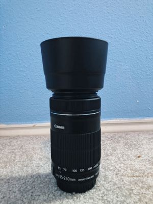 Canon Lens for Sale in Houston, TX