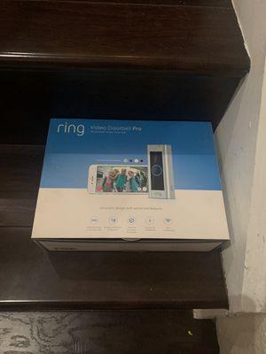 Ring video doorbell PRO for Sale in Miramar, FL