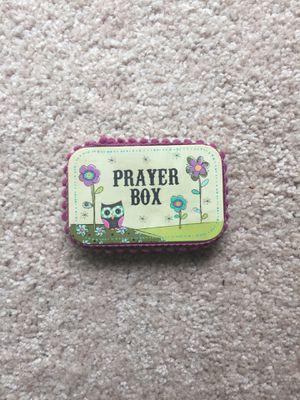 Mini Journal Prayer Box for Sale in Manassas, VA