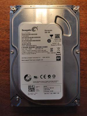 500GB Seagate HDD for Sale in Sacramento, CA