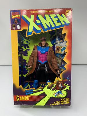 Vintage 10 inch Marvel's Gambit of The X-Men Figure (Brand New) for Sale, used for sale  Washington, DC