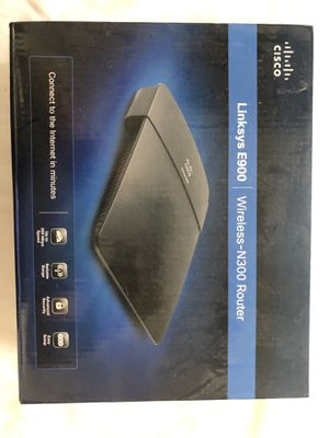 Linksys N300 Router for Sale in Lakewood, CO