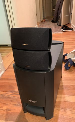 Bose Cinemate series 2 for Sale in San Francisco, CA