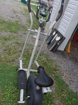 Exercise bike/elliptical for Sale in Butler, PA