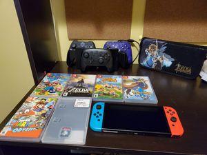 Nintendo switch(read descriptions) for Sale in Malden, MA