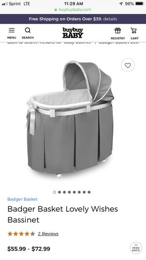 Baby Bassinet-NEW for Sale for sale  ROCKAWAY BEAC, NY