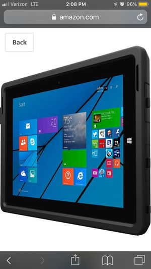 Microsoft Surface 3 Tablet Incipio Multi-Layered Case: Ultra Rugged, Maximum Protection 4 Electronics and Computers, Includes Pen holder 💻🕳🛡 for Sale in Chicago, IL