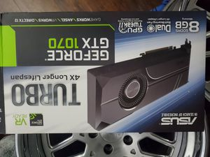 GEFORCE GTX 1070 barely used for Sale in San Diego, CA