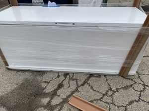 New Frigidaire chest freezer 24 cubic feet with one year warranty for Sale in Woodbridge, VA