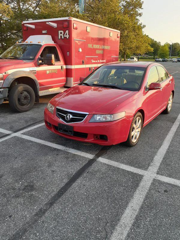 04' Acura TSX