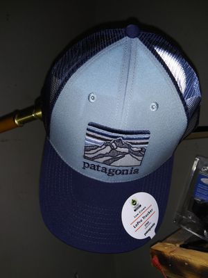 Patagonia snap back trucker hat for Sale in Escondido, CA