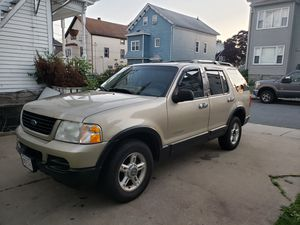 2002 Ford Explorer XLT for Sale in Boston, MA