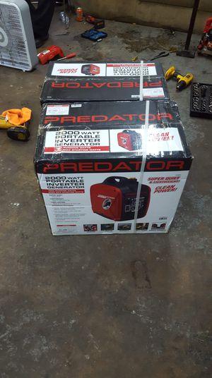 2000 Watt inverted generator for Sale in Baltimore, MD