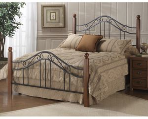 Iron Bed (Full) for Sale in Revere, MA