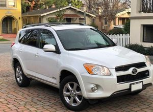2009 Toyota RAV4 Limited 4drSUV In-Dash Cd- Mp3 Playback for Sale in Washington, DC