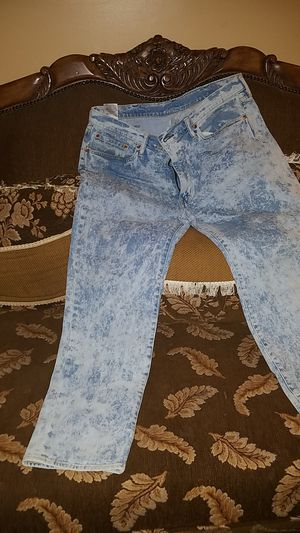 Splash faded Levi's excellant condition dry cleaned only worn 2 for Sale in Cleveland, OH