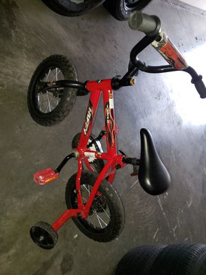 Red Bike for kids 2 to 4 years ! for Sale in Snohomish, WA