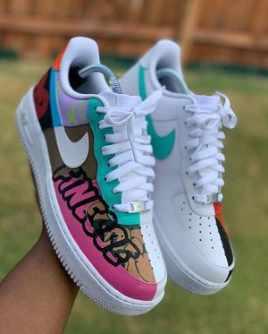 Custom Air Force Ones for Sale in Dallas, TX
