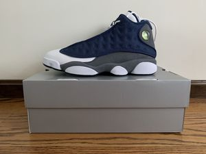 Jordan Retro Flint 13 - Men's sizes: 9, 9.5, 10, 10.5, 11, 12, and 13 for Sale in Needham, MA