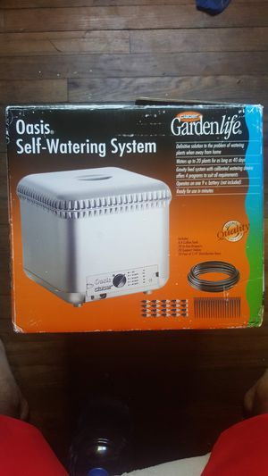 Oasis self-watering system for Sale in Chandler, AZ